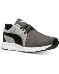 Puma Men'S Haast Lace Menswear Casual Sneakers From Finish Line - Lyst