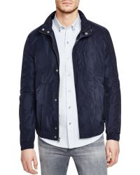 W.r.k. - W.r.k. Chrysler Windbreaker Jacket - Lyst