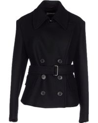 Dries Van Noten Jacket black - Lyst