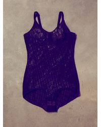 Free People Vintage 80s Dior Bustier - Lyst