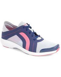 Aetrex - Berries Paneled Textured Sneakers - Lyst