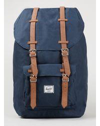 Topman Herschel Little America Bag - Lyst