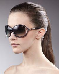 Tom Ford Whitney Sunglasses - Lyst