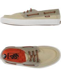Barrio bajo discreción Supermercado  Vans Boat and deck shoes for Men - Lyst.co.uk
