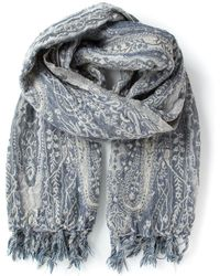 Our Legacy - Paisley Pattern Scarf - Lyst