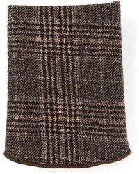 Alexander Olch - Check Tweed Handkerchief - Lyst
