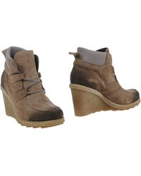 Lb - Ankle Boots - Lyst