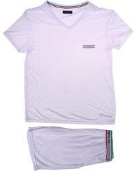 Emporio Armani   Sleepwear   Lyst