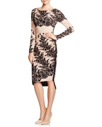 Tracy Reese | Stretch Crepe Dress | Lyst