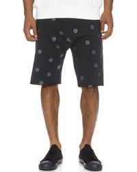 Insted We Smile Drop The Anchor Shorts - Lyst