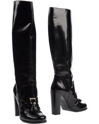 Ferragamo Boots - Lyst
