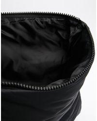 Cheap Monday - Zip Puffer Backpack - Lyst