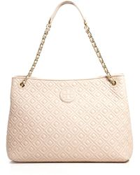 Tory Burch Tote - Marion Chain Slouchy - Lyst
