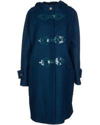 John Galliano Coat - Blue