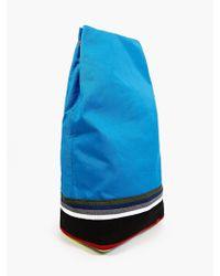 Raf Simons Mens Stripe Knit Shoulder Bag - Lyst