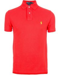Ralph Lauren Blue Label Polo Shirt - Lyst