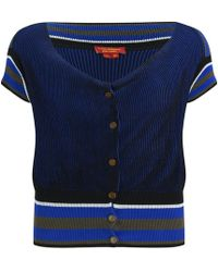 Vivienne Westwood Red Label - Women'S Marilyn Knitted Cardigan - Lyst