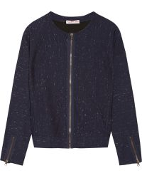 See By Chloé Jersey Jacket - Lyst