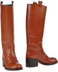 A.F.Vandevorst Boots - Brown