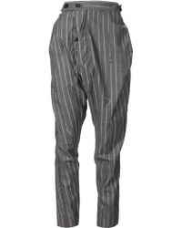 Vivienne Westwood Gold Label - 'alcoholic' Trousers - Lyst