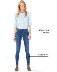 Warehouse - Powerhold Skinny Jeans - Lyst