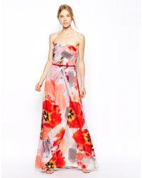 Coast Capporelle Maxi Dress - Lyst