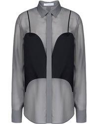 Viktor & Rolf Long Sleeve Shirt - Lyst