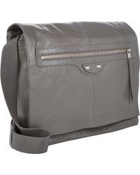 Balenciaga Arena Fold-over Messenger Bag - Lyst