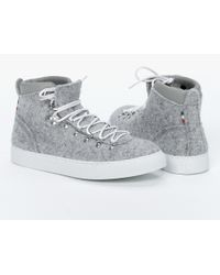 James Perse Diemme Marostica Sneaker - Womens - Gray