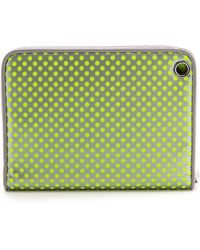 Marc By Marc Jacobs Techno Mesh Tablet Book  - Lyst