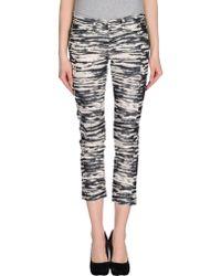 Etoile Isabel Marant 3/4-Length Trousers - Lyst