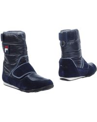 Fila - Ankle Boots - Lyst