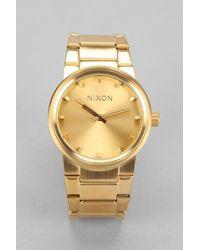 Nixon Cannon Watch - Lyst