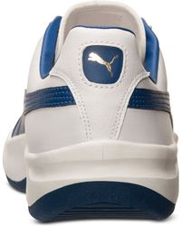 PUMA Men'S The Gv Special Casual Sneakers From Finish Line - Blue