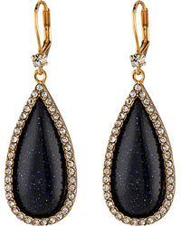 Kate Spade Night Sky Jewels Drop Earrings - Lyst