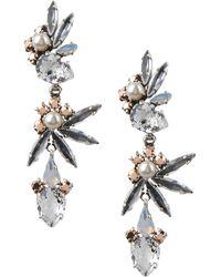 Crezus Earrings - Lyst