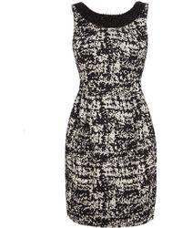 Coast Danika Jacquard Dress - Lyst