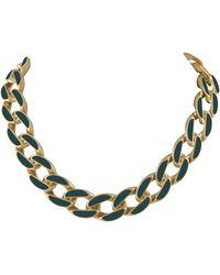 Karen Kane | Secret Garden Collar Necklace | Lyst