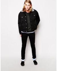 Cheap Monday Denim Jacket - Lyst