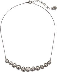 House Of Harlow 1960 Geodesic Collar Necklace - Lyst