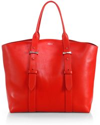 Alexander McQueen Legend Small Tote - Lyst