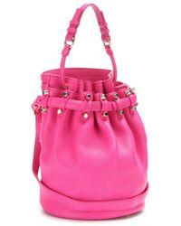 Alexander Wang - Diego Leather Bucket Bag - Lyst