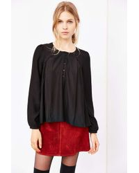 ALICE & UO - Gillie Shirt - Lyst
