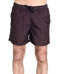 Peuterey Purple Beachwear Man - Lyst