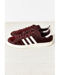Adidas Blue Campus 80s Sneaker - Lyst