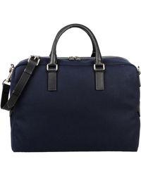 Mismo Suitcase blue - Lyst