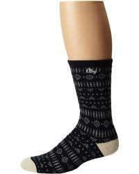 Obey - Pitch Socks - Lyst
