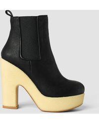 AllSaints Blaise Chelsea Boot black - Lyst