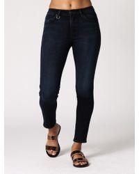 Neuw Vintage Skinny Jean blue - Lyst