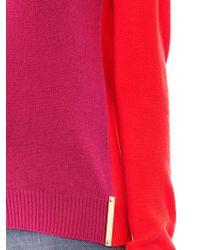 Sophie Hulme - Bi-Colour Wool Sweater - Lyst